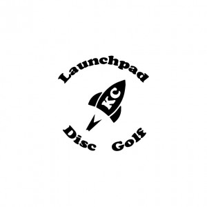 Launchpad Disc Golf logo