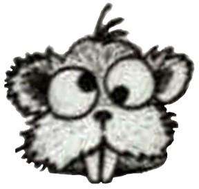 Crazy Beaver Disc Golf Alliance logo