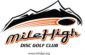 Mile High Disc Golf logo