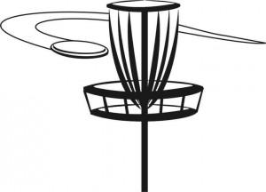 VIP Disc Golf logo
