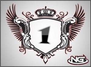 Next Generation Disc Golf Region 1 logo