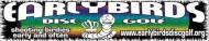 Early Birds Disc Golf logo