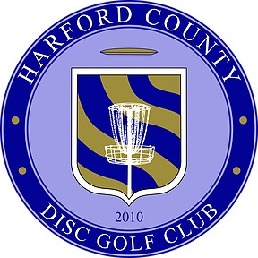 Harford County Disc Golf Club logo