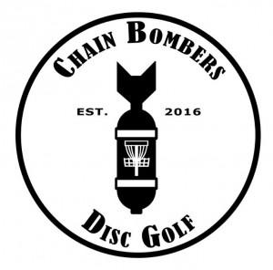 Chain Bombers logo
