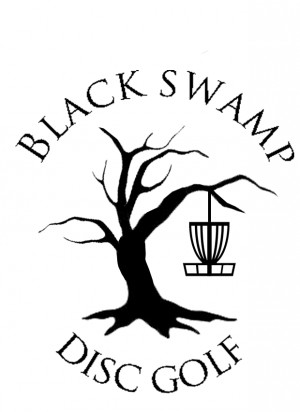 Black Swamp Disc Golf logo