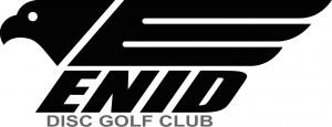 Enid Disc Golf Club logo