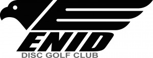 Enid Disc Golf Club logo