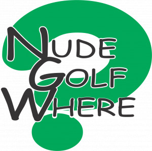 Nude Golf Where logo