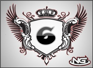 Next Generation Disc Golf Region 6 logo