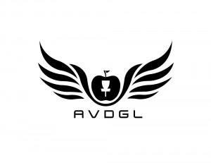 Apple Valley Disc Golf League logo