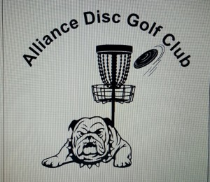 Alliance Disc Golf Club logo