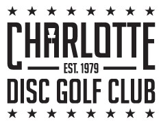 Charlotte Disc Golf Club logo