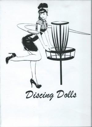 Discing Dolls logo