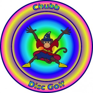 Chubb Disc Golf logo
