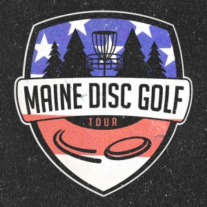 Maine Disc Golf Tour logo