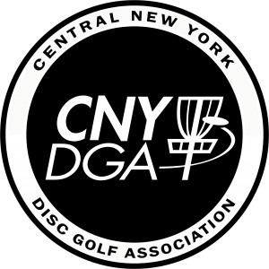 Central New York Disc Golf Association logo