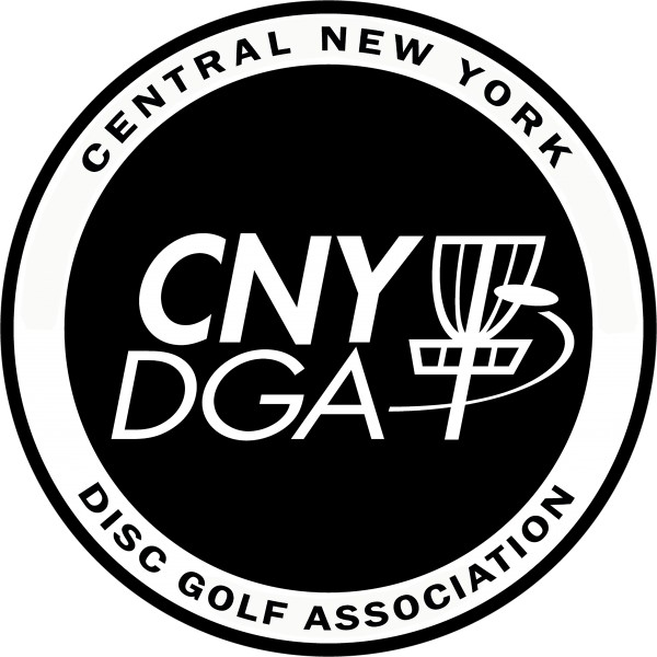 Central New York Disc Golf Association logo