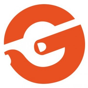 Glide Disc Golf logo
