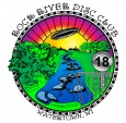 Rock River Disc Club logo