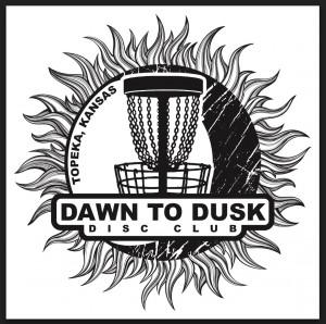 Dawn to Dusk Disc Club logo