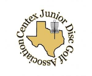 Centex Junior Disc Golf Association logo