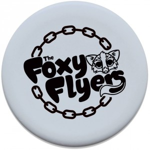 The Foxy Flyers logo
