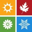 Four Seasons Disc Golf logo