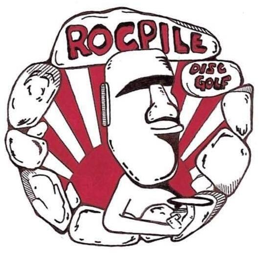 Rocpile DGC logo