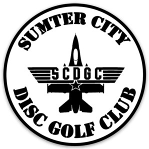 Sumter Disc Golf Club logo