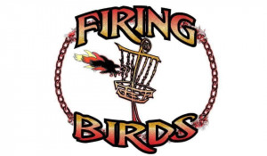 Firing Birds Disc Golf Club logo