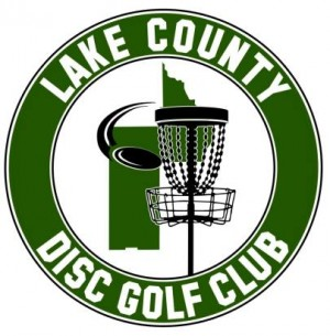 Lake County FL Disc Golf Club logo
