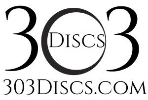 303 Discs logo