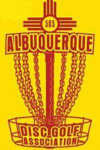 Albuquerque Disc Golf Association logo