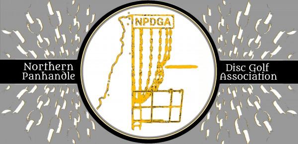 The Northern Panhandle Disc Golf Association logo