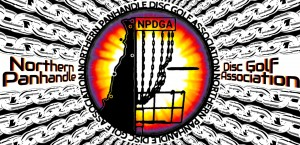 The Northern Panhandle Disc Golf Association logo