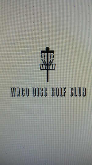 WACO Disc Golf Club logo
