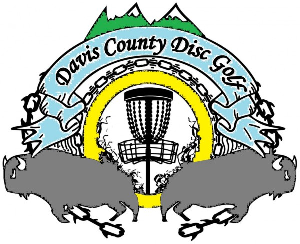 Davis County Disc Golf logo