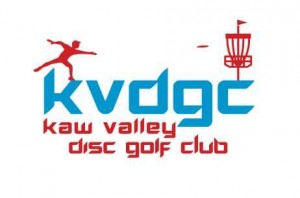 Kaw Valley Disc Golf Club logo
