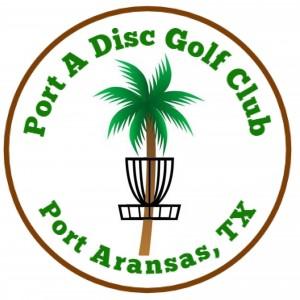 Port A Disc Golf Club logo