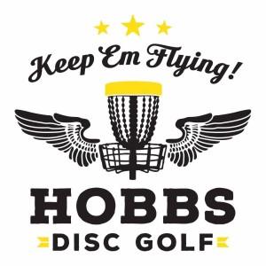 Hobbs Disc Golf Club logo