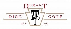 Durant Disc Golf Club logo