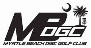 Myrtle Beach Disc Golf Club logo