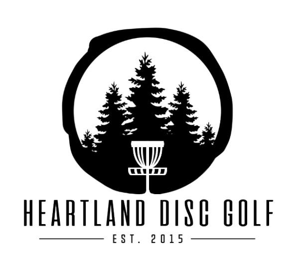 Heartland Disc Golf logo