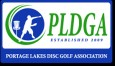 Portage Lakes Disc Golf Association logo