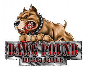 Dawg Pound Disc Golf logo