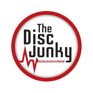 The Disc Junky logo