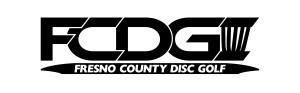 Fresno County Disc Golf logo
