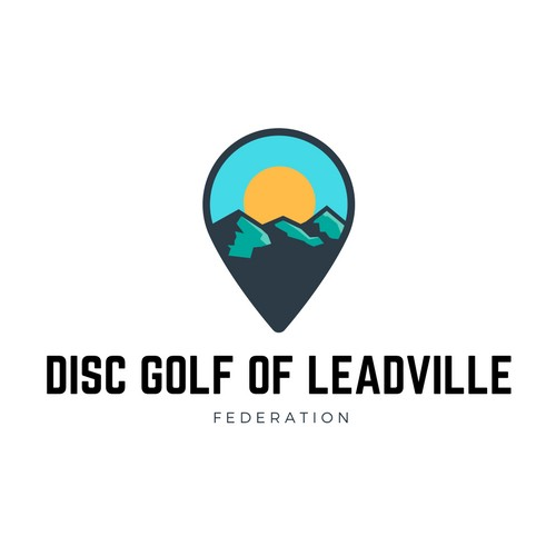 Disc Golf Of Leadville logo