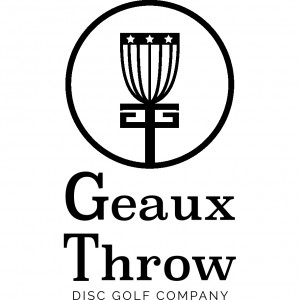 Geaux Throw DGC logo