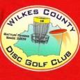 Wilkes County Disc Golf Club logo